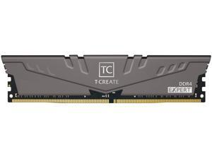 Team T-CREATE EXPERT 32GB (2 x 16GB) 288-Pin DDR4 SDRAM DDR4 3600 (PC4 28800) Desktop Memory Model TTCED432G3600HC18JDC01