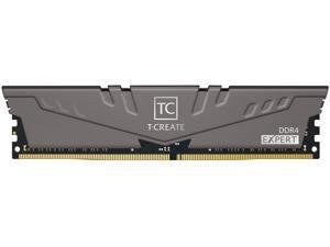 Team T-CREATE EXPERT 64GB (2 x 32GB) 288-Pin DDR4 SDRAM DDR4 3600 (PC4 28800) Desktop Memory Model TTCED464G3600HC18JDC01