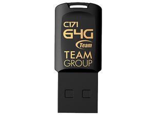 Team C171 64GB USB 2.0 Flash Drive Model TC17164GB01