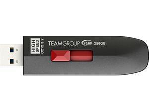 TEAM 256GB C212 Extreme Speed USB 3.2 Gen2 Flash Drive, Speed Up to 600MB/s (TC2123256GB01)
