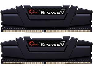 G.SKILL Ripjaws V Series 32GB (2 x 16GB) 288-Pin DDR4 SDRAM DDR4 4000 (PC4 32000) Intel XMP 2.0 Desktop Memory Model F4-4000C17D-32GVKB