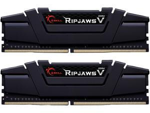 G.SKILL Ripjaws V Series 64GB (2 x 32GB) 288-Pin DDR4 SDRAM DDR4 4000 (PC4 32000) Intel XMP 2.0 Desktop Memory Model F4-4000C18D-64GVK
