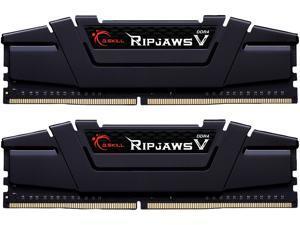 G.SKILL Ripjaws V Series 32GB (2 x 16GB) 288-Pin DDR4 SDRAM DDR4 4266 (PC4 34100) Intel XMP 2.0 Desktop Memory Model F4-4266C17D-32GVKB