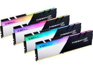 G.SKILL Trident Z Neo Series 128GB (4 x 32GB) 288-Pin DDR4 SDRAM DDR4 3600 (PC4 28800) Intel XMP 2.0 Desktop Memory Model F4-3600C16Q-128GTZN