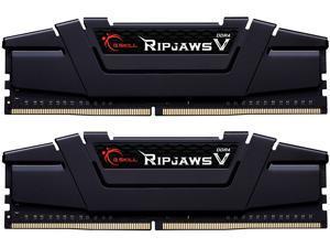 G.SKILL Ripjaws V Series 32GB (2 x 16GB) 288-Pin DDR4 SDRAM DDR4 3600 (PC4 28800) Intel XMP 2.0 Desktop Memory Model F4-3600C14D-32GVK