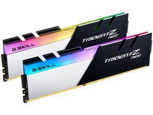 G.SKILL Trident Z Neo Series 32GB (2 x 16GB) 288-Pin DDR4 SDRAM DDR4 3600 (PC4 28800) Intel XMP 2.0 Desktop Memory Model F4-3600C14D-32GTZN