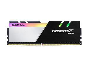 G.SKILL Trident Z Neo Series 64GB (4 x 16GB) 288-Pin DDR4 SDRAM DDR4 3600 (PC4 28800) Intel XMP 2.0 Desktop Memory Model F4-3600C14Q-64GTZN