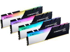 G.SKILL Trident Z Neo Series 32GB (4 x 8GB) 288-Pin DDR4 SDRAM DDR4 3800 (PC4 30400) Desktop Memory Model F4-3800C16Q-32GTZN