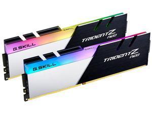 G.SKILL Trident Z Neo Series 32GB (2 x 16GB) 288-Pin DDR4 SDRAM DDR4 3800 (PC4 30400) Desktop Memory Model F4-3800C14D-32GTZN