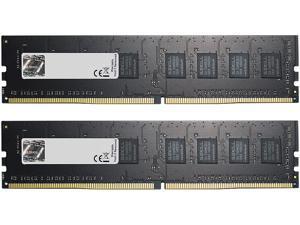 G.SKILL Value Series 64GB (2 x 32GB) 288-Pin DDR4 SDRAM DDR4 2666 (PC4 21300) Desktop Memory Model F4-2666C19D-64GNT