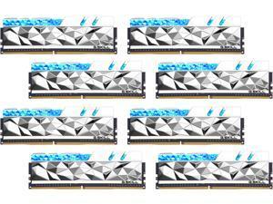 G.SKILL Trident Z Royal Elite Series 64GB (8 x 8GB) 288-Pin DDR4 SDRAM DDR4 3600 (PC4 28800) Desktop Memory Model F4-3600C14Q2-64GTESA