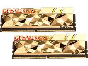 G.SKILL Trident Z Royal Elite Series 32GB (2 x 16GB) 288-Pin DDR4 SDRAM DDR4 3600 (PC4 28800) Desktop Memory Model F4-3600C14D-32GTEGA