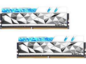 G.SKILL Trident Z Royal Elite Series 32GB (2 x 16GB) 288-Pin DDR4 SDRAM DDR4 3600 (PC4 28800) Intel XMP 2.0 Desktop Memory Model F4-3600C16D-32GTESC