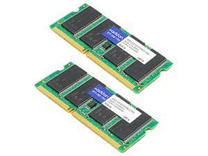 AddOn - Memory Upgrades 4GB KIT (2x2GB) DDR3-1333MHZ 204-Pin SODIMM F/Notebooks