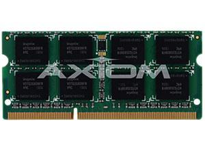 Axiom 4GB (2 x 2GB) 204-Pin DDR3 SO-DIMM DDR3 1600 (PC3 12800) Laptop Memory Model AX27693238/2