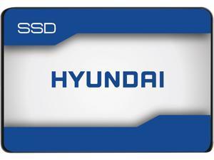 """Hyundai 2.5"""" 120GB SATA III 3D TLC Internal Solid State Drive (SSD) C2S3T/120G"""