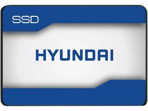 """Hyundai 2.5"""" 240GB SATA III 3D TLC Internal Solid State Drive (SSD) C2S3T/240G"""