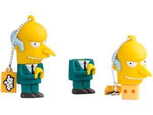 Maikii Tribe The Simpsons 8GB USB Flash Drive - Mr. Burns Model FD003412