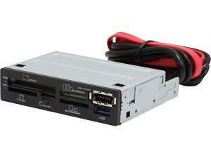 """Nippon Labs ICR-BB-USB3 All-in-one USB & eSATA MUTIPLE Internal Memory Card Reader 3.5"""" All in one"""