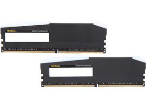 Antec Memory 5 Series 16GB (2 x 8GB) PC4-19200 2400MHz DDR4 288-Pin Desktop Memory (AM4U24168G11-5DDW)