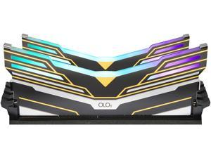 OLOy WarHawk RGB 16GB (2 x 8GB) 288-Pin Intel/AMD Ready DDR4 3200 (PC4 25600) Desktop Memory Model MD4U083216BEDA