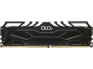 OLOy 16GB 288-Pin DDR4 SDRAM DDR4 3600 (PC4 28800) Desktop Memory Model MD4U1636181CHKSA