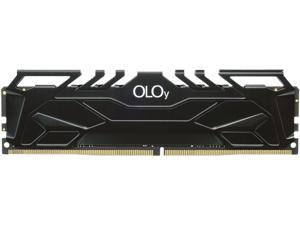 OLOy 16GB 288-Pin DDR4 SDRAM DDR4 3000 (PC4 24000) Desktop Memory Model MD4U163016CJSA