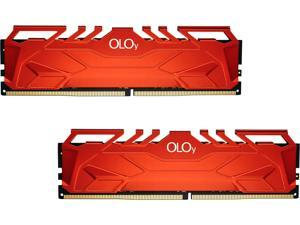OLOy 16GB (2 x 8GB) 288-Pin DDR4 SDRAM DDR4 3600 (PC4 28800) Desktop Memory Model MD4U0836180BHRDA