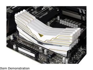 OLOy WarHawk RGB 32GB (2 x 16GB) 288-Pin DDR4 SDRAM DDR4 3200 (PC4 25600) Desktop Memory Model ND4U1632161DCWDX