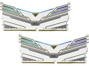 OLOy WarHawk RGB 32GB (2 x 16GB) 288-Pin DDR4 SDRAM DDR4 3600 (PC4 28800) Desktop Memory Model ND4U1636161DCWDX