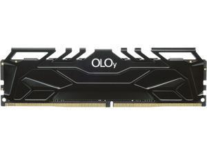 OLOy 8GB 288-Pin DDR4 SDRAM DDR4 3600 (PC4 28800) Desktop Memory Model ND4U083618BJSA