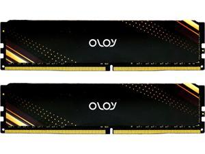OLOy 32GB (2 x 16GB) 288-Pin DDR4 SDRAM DDR4 3200 (PC4 25600) Desktop Memory Model ND4U1632161DB1DA