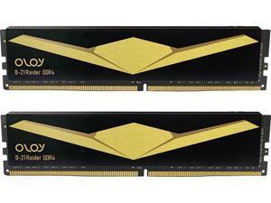 OLOy 16GB (2 x 8GB) 288-Pin DDR4 SDRAM DDR4 3200 (PC4 25600) Desktop Memory Model ND4U0832161BB2DB