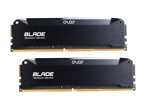 OLOy Blade 16GB (2 x 8GB) 288-Pin DDR4 SDRAM DDR4 3200 (PC4 25600) Desktop Memory Model ND4U0832162BRLDE