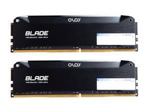 OLOy Blade 32GB (2 x 16GB) 288-Pin DDR4 SDRAM DDR4 3200 (PC4 25600) Desktop Memory Model ND4U1632162BRLDE
