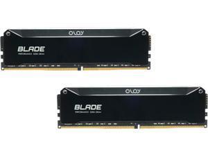 OLOy Blade 32GB (2 x 16GB) 288-Pin DDR4 SDRAM DDR4 3200 (PC4 25600) Desktop Memory Model ND4U1632162BRQDE