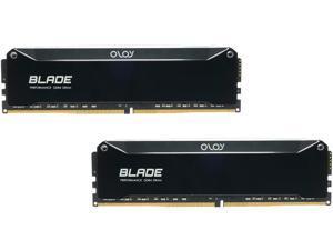 OLOy Blade 32GB (2 x 16GB) 288-Pin DDR4 SDRAM DDR4 4000 (PC4 32000) Desktop Memory Model ND4U1640180BRQDE