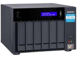QNAP TVS-672N-I3-4G-US Network Storage