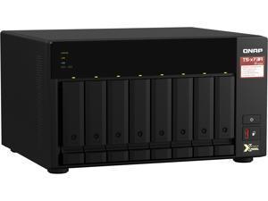 QNAP TS-873A-8G-US 8 Bay Ryzen Desktop NAS (Diskless)