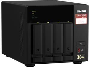 QNAP TS-473A-8G-US 4 Bay Ryzen Desktop NAS (Diskless)
