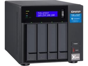 QNAP TVS-472XT-i3-4G-US Diskless System Network Storage