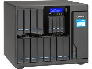 QNAP TS-1685-D1531-128GR-US Diskless System Network Storage