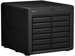 Synology 12 Bay DS3617xs NAS Disk Station, Diskless, 16GB DDR4