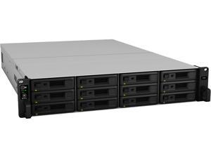 Synology SA3600 12 Bay SAS Rackmount NAS (Diskless)