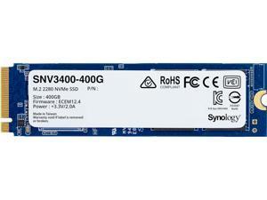 Synology SNV3400-400G 400GB 400GB M.2 2280 NVMe SSD