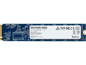 Synology SNV3500-400G 400GB 400GB M.2 22110 NVMe SSD
