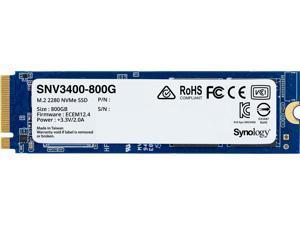 Synology SNV3400 800GBM.2 2280 NVMe SSD SNV3400-800G