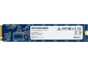 Synology SNV3500 800GBM.2 22110 NVMe SSD SNV3500-800G