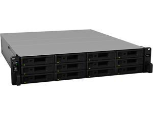 Synology RS2421+ Diskless System Network Storage