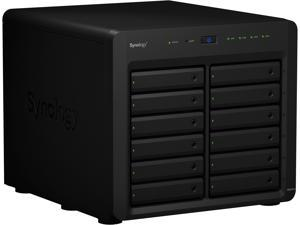 Synology DS2419+II Diskless System Network Storage